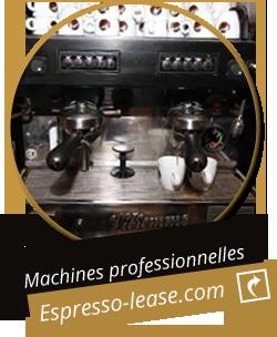 Machines café professionnelles