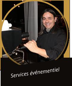 Services événementiel