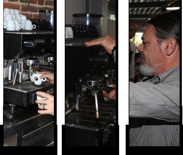 Machine à café : dépannage